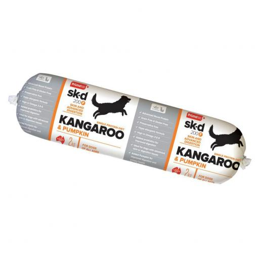 PRIME 100 SKD KANGAROO AND PUMPKIN 2KG