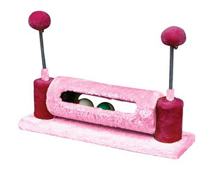ALLPET CAT SCRATCHER PINK