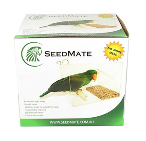 FEEDER SEEDMATE LARGE