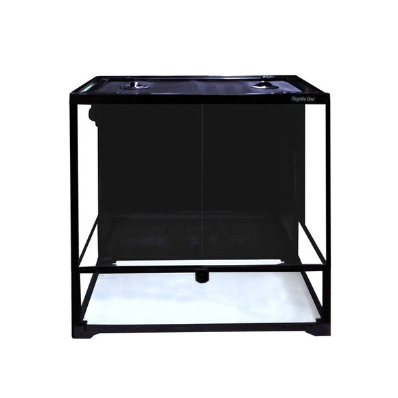 REPTILE ONE RTF 600HT GLASS HINGED DOOR TERRARIUM 60X45X60CM