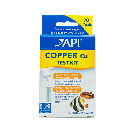 COPPER TEST KIT FRESH/SALTWATER