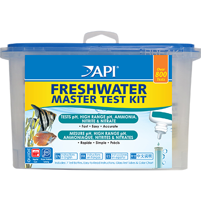 FRESHWATER MASTER MULTI TEST KIT