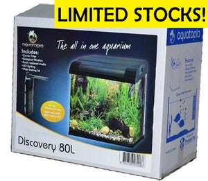 DISCOVERY TANK 80L
