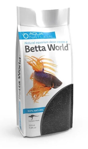 BETTA WORLD- DIAMOND BLACK 350G