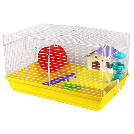 MOUSE CAGE FLAT TOP