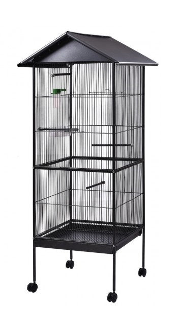 DELUXE BIRD CAGE PATIO 60X60X166CM