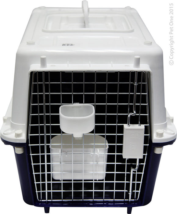 PET ONE PET CARRIER PP20 AIRLINE APPROVED 53X37X37CM
