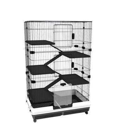 FURKIDZ FERRET CAGE 5 LEVEL 100X146X65CM
