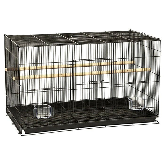 FLIGHT CAGE LARGE BLACK