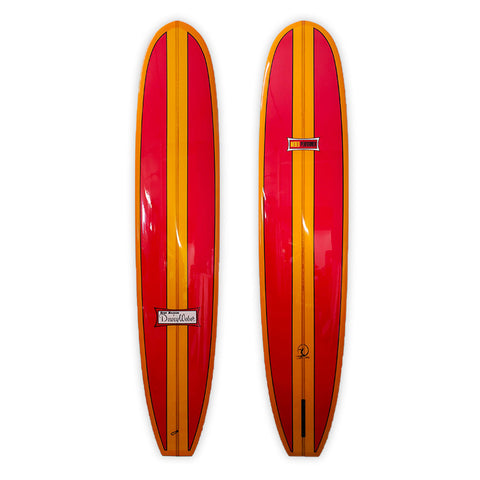 "<span>Golden Yellow & Red </span>10'0"" Weber Performer"