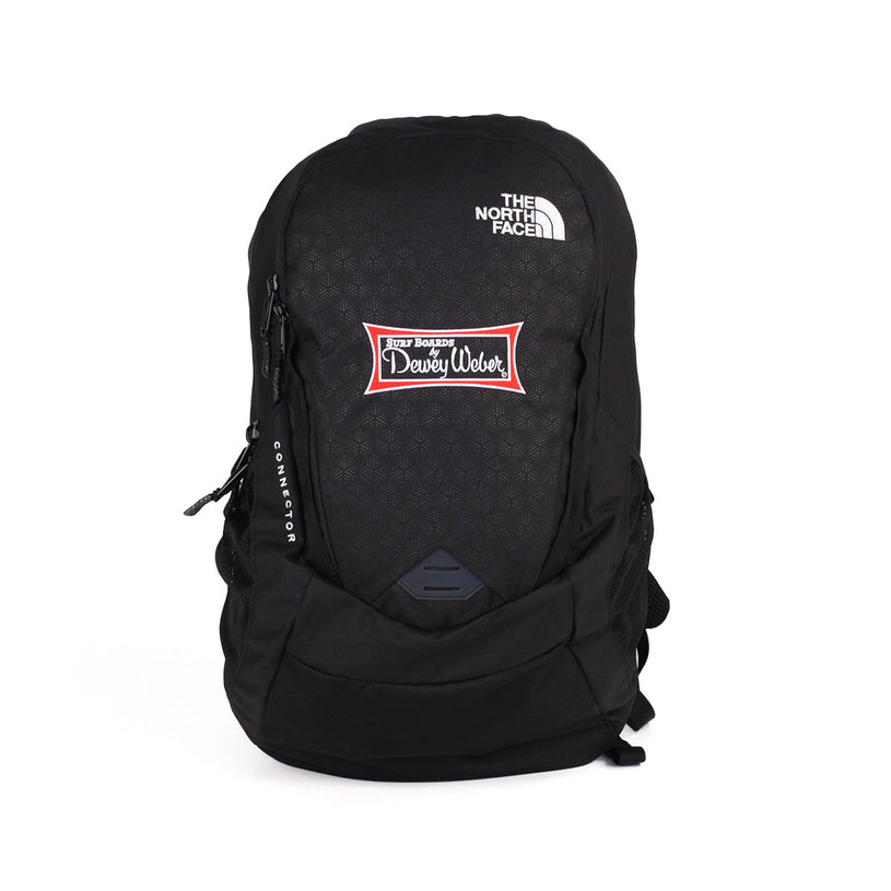 Black Classic Logo North Face Backpack