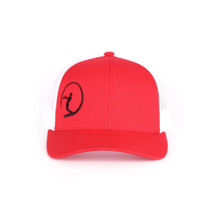 Red Icon Snap Hat