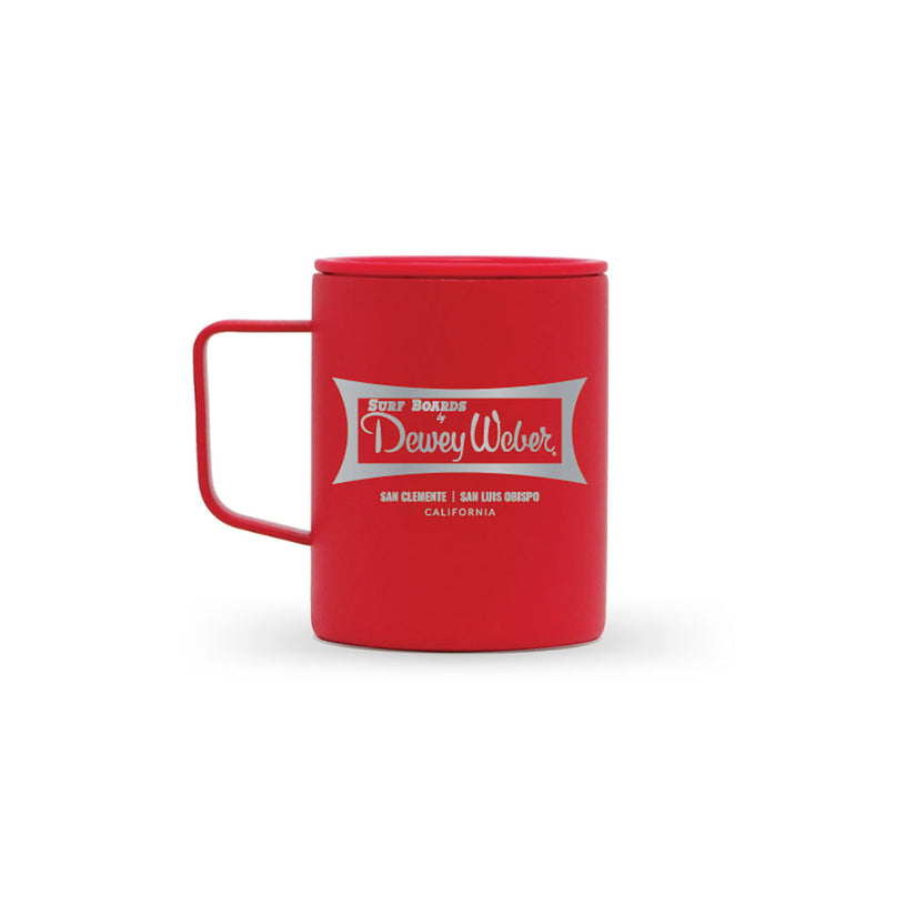 Red Classic Logo Camp Cup
