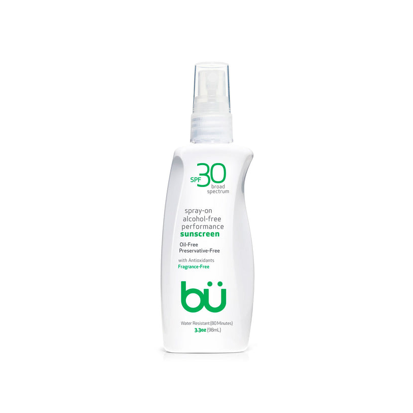 bü SPF 30 Fragrance-Free Sunscreen