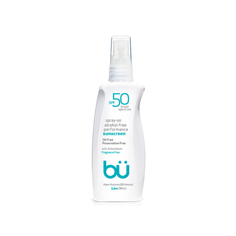 bü SPF 50 Fragrance-Free Sunscreen