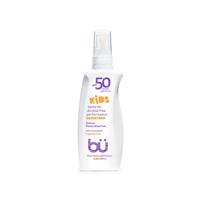 bü SPF 50 KIDS Fragrance-Free Sunscreen