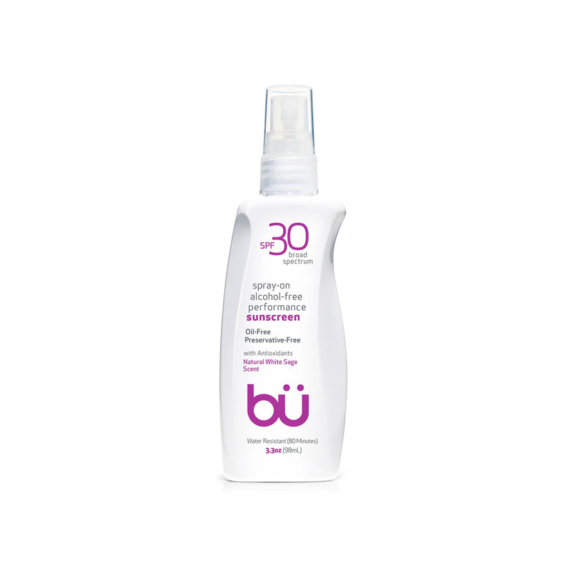 bü SPF 30 Natural White Sage Sunscreen