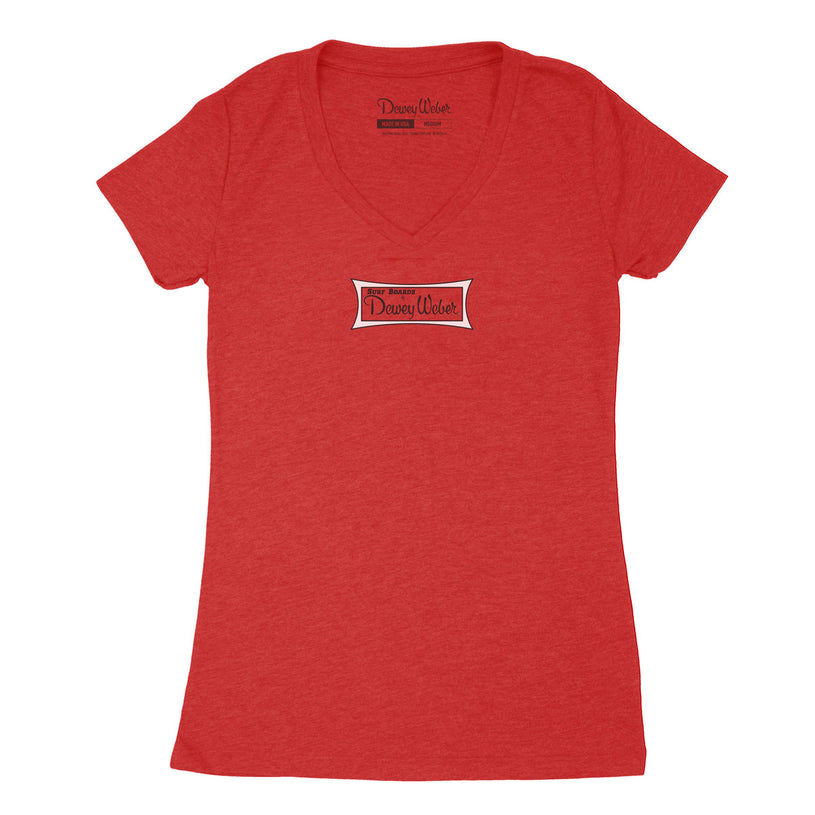 Red Classic Logo T-Shirt