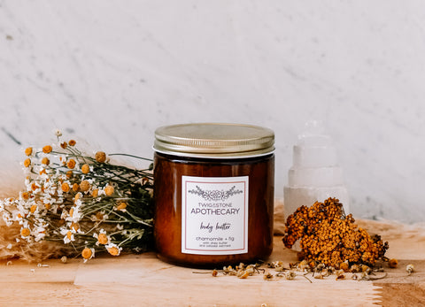 Chamomile & Fig Body Butter