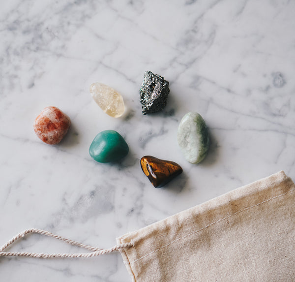 Prosperity & Abundance Crystal Set