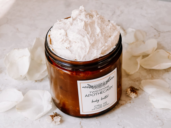 Milky Oat Body Butter