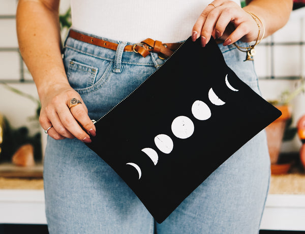 Moon Phase Pouch