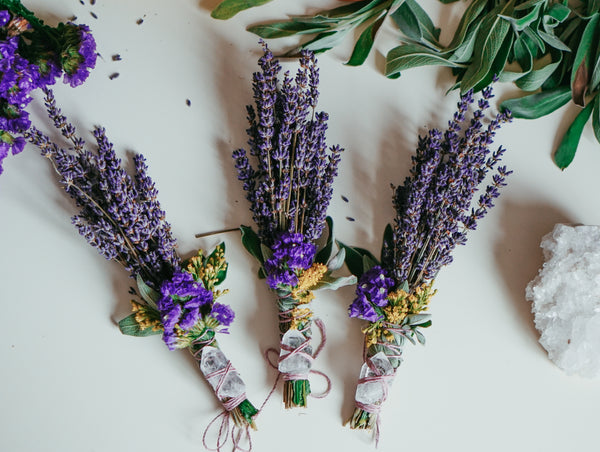 """Cottage Witch"" Lavender Ritual Bundle"