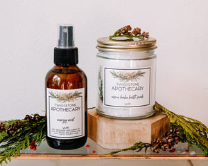 Yule Apothecary Duo