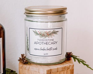Moon Babe Bath Soak: Yule