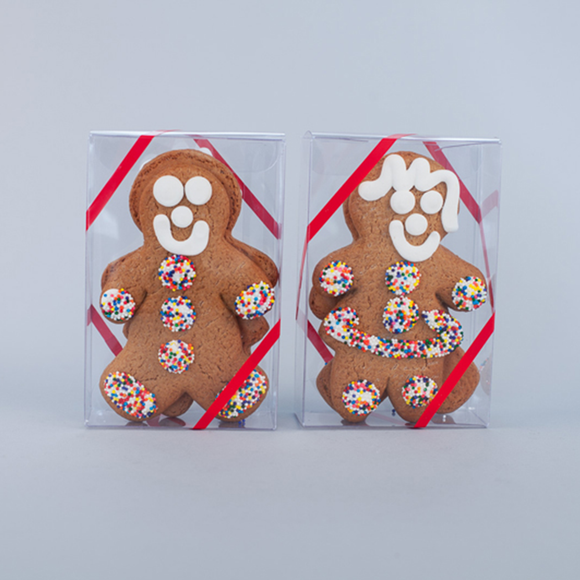 Gingerbread Cookie 2-Pack The Gingerbread Construction Co.