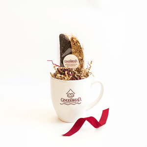Biscotti Mug Gift Set The Gingerbread Construction Co.