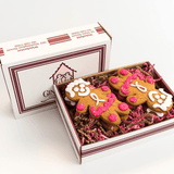 Ellie Fund Gingerbread Cookie Gift Box The Gingerbread Construction Co.