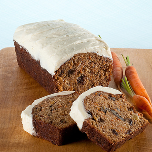 Carrot Muffin Loaf