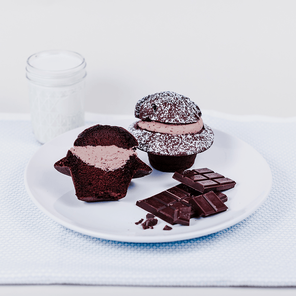 Chocolate Dreme Muffin