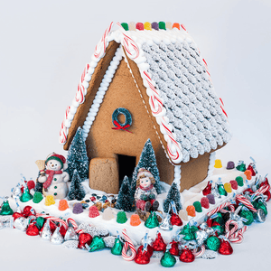 Christmas Gingerbread House - Large The Gingerbread Construction Co.