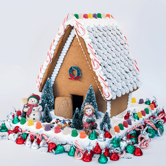 Christmas Gingerbread House - Large