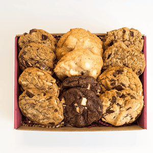 Complete Assortment of Gourmet Cookies