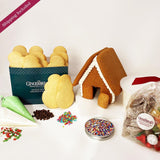 Deluxe Decorating Package The Gingerbread Construction Co. Sugar Cookie Decorating Kit