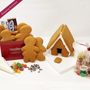 Deluxe Decorating Package The Gingerbread Construction Co.