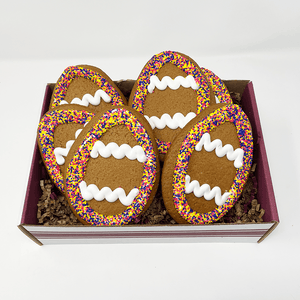 Gingerbread Egg Gift Box The Gingerbread Construction Co.