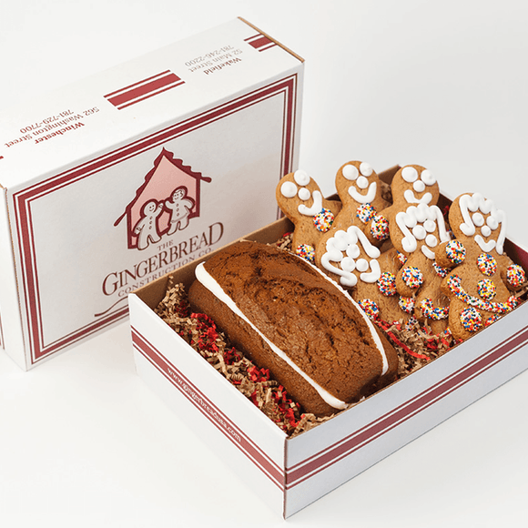 Signature Gift Box The Gingerbread Construction Co.