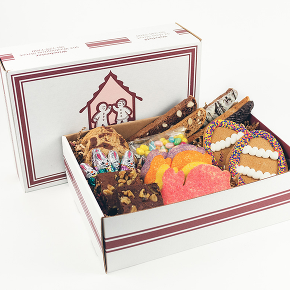 Easter Gift Box The Gingerbread Construction Co.