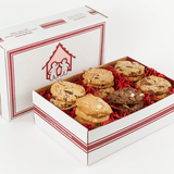 Gourmet Cookie Gift Box The Gingerbread Construction Co.