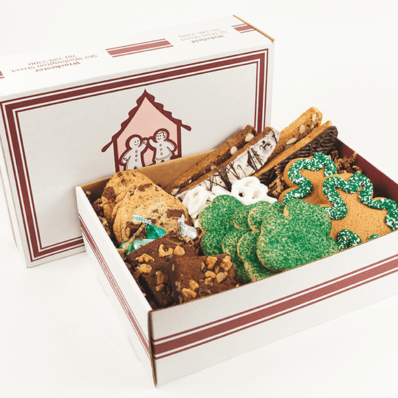 St. Patrick's Day Gift Box The Gingerbread Construction Co.