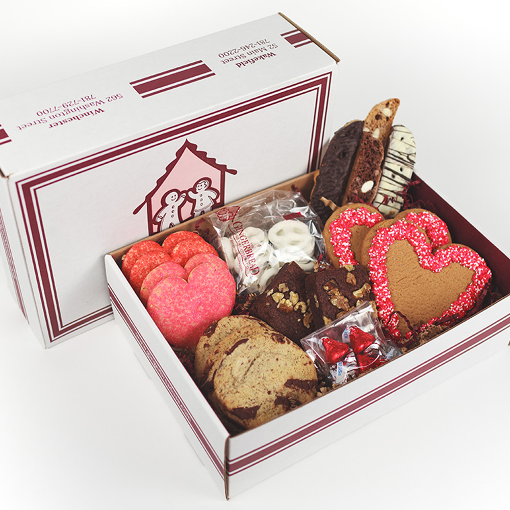Valentine S Day Gift Box The Gingerbread Construction Co