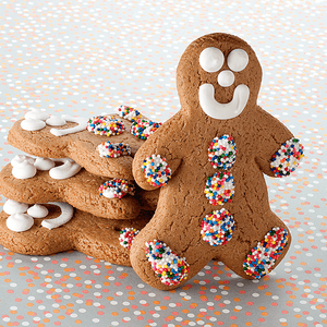 Gingerbread Cookie - Boy The Gingerbread Construction Co.