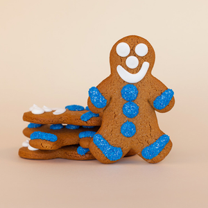 Gingerbread Cookie Baby Shower Boy