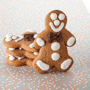 Groom Gingerbread Cookie