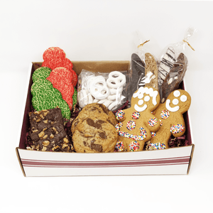 Holiday Gift Box The Gingerbread Construction Co.