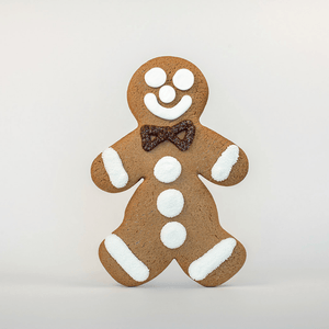 Jumbo Groom Gingerbread Cookie The Gingerbread Construction Co.
